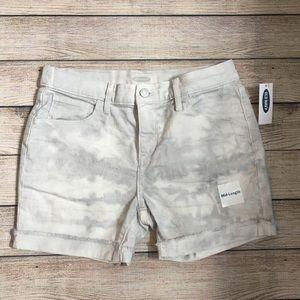 NWT Old Navy Girls Tie Dye Shorts
